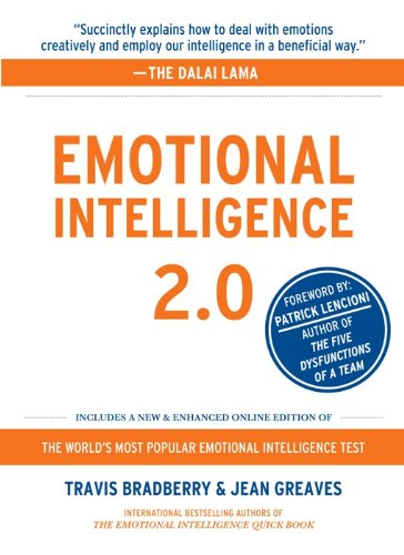 Amazon Com Emotional Intelligence 2 0 Ebook Travis Bradberry Jean