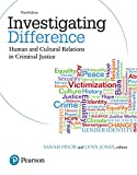 img - for Investigating Difference: Human and Cultural Relations in Criminal Justice (3rd Edition) book / textbook / text book