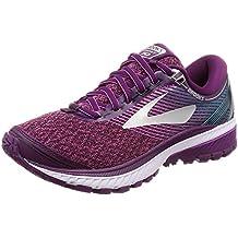 Brooks Women's Ghost 10 Purple/Pink/Teal 10.5 B US