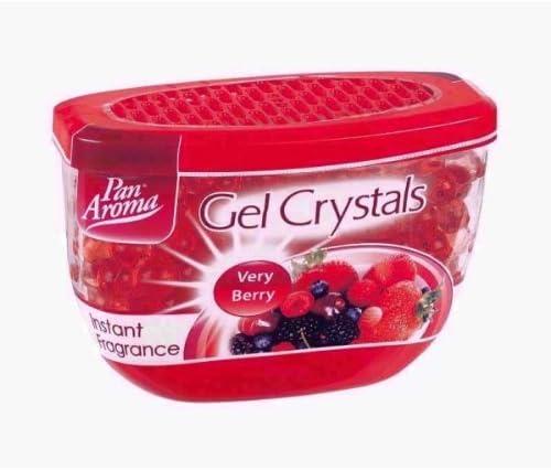 Pan Aroma Sofortfrische Kristall Lufterfrischer 3 Duftrichtungen Verfügbar Küche Haushalt