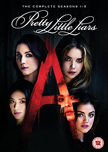 Pretty Little Liars (Seasons 1-5) - 28-DVD Box Set ( Pretty Little Liars - Seasons One to Five ) [ NON-USA FORMAT, PAL, Reg.2 Import - United Kingdom ]