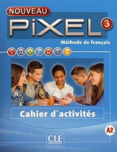 Nouveau Pixel 3 - Cahier d