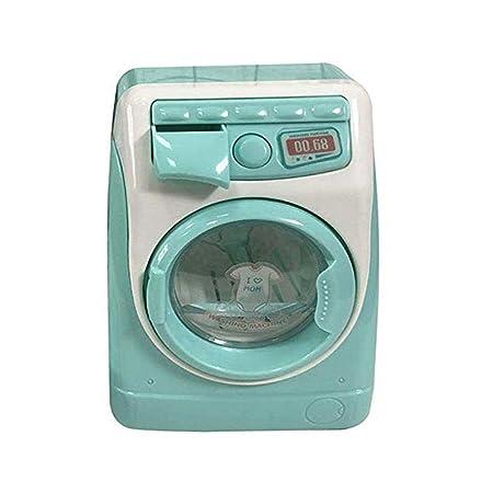 Vektenxi - Mini Lavadora para niños o bebés, Juguete doméstico ...