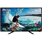 "TV Smart Led 39"" PH39N91DSGW Recepção Digital Philco - Bivolt"