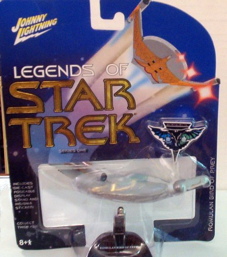 - Legends of Star Trek Series One Romulan Bird of Prey