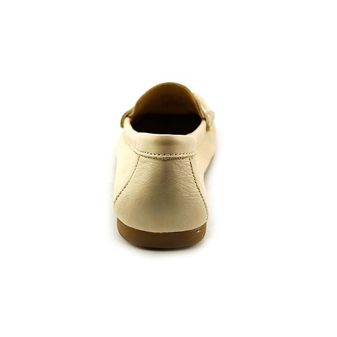 8e06cba0 Amazon.com | Coach Fredrica Women Round Toe Leather Nude Loafer ...