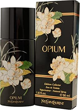 Opium By Yves Saint Laurent For Women. Eau De Toilette Spray 1.6-Ounce collector s Edition