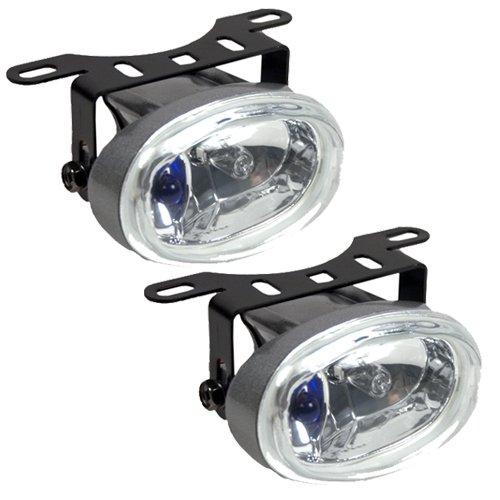 UPC 028845101164, Blazer UW3682 Ultra White Oval Projector Beam Fog Light Kit