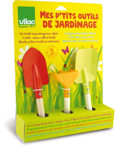 Gartenset 3-teilig von Vilac
