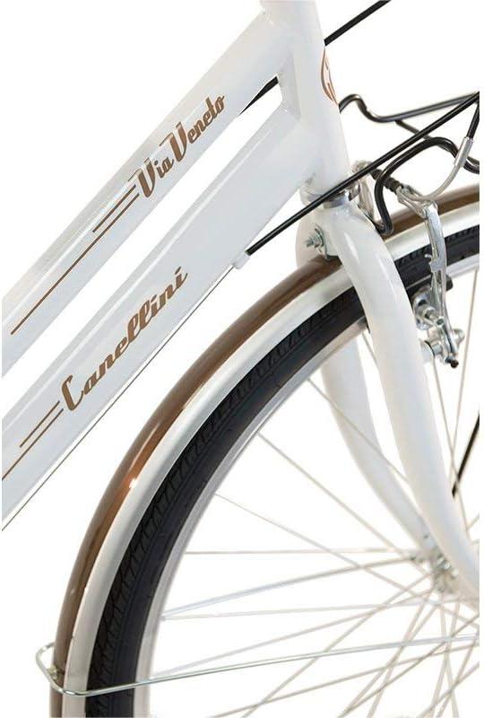 Via Veneto by Canellini Fahrrad Rad Citybike CTB Frau Vintage Retro Via Veneto Stahl