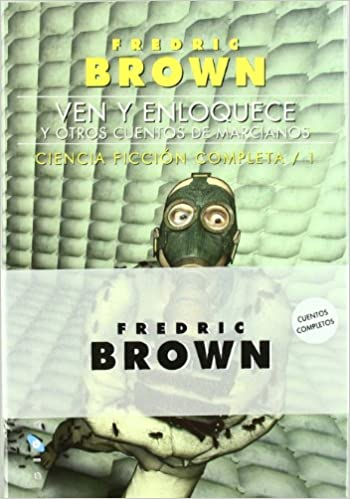 PACK CUENTOS COMPLETOS BROWN CIENCIA FICCION COMPLETA 1-2: Amazon.es: BROWN,FREDRIC: Libros