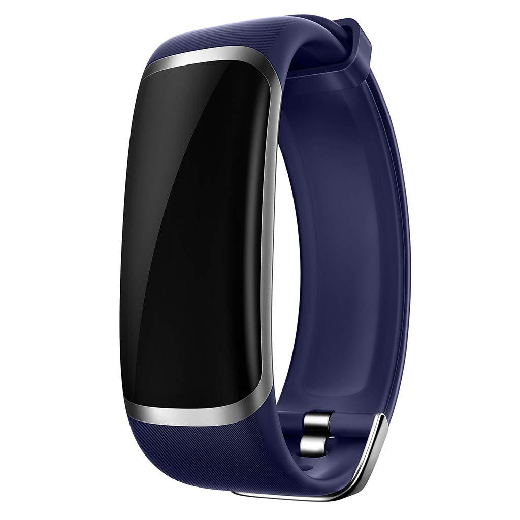Smart Bracelet Sports Fitness Activity Heart Rate Tracker Blood Pressure Bracele