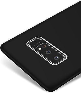 Vooway Negro Ultra-Delgado Funda Case Cover para Samsung Galaxy ...
