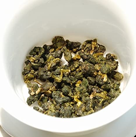 Amazon.com: Formosa Jin Xuan Leche Oolong té, Premium Taiwán ...