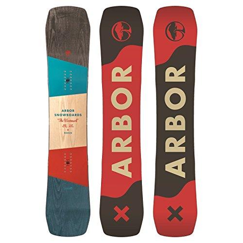 Arbor Westmark Rocker Snowboard 2016 - - Arbor Stance Snowboard