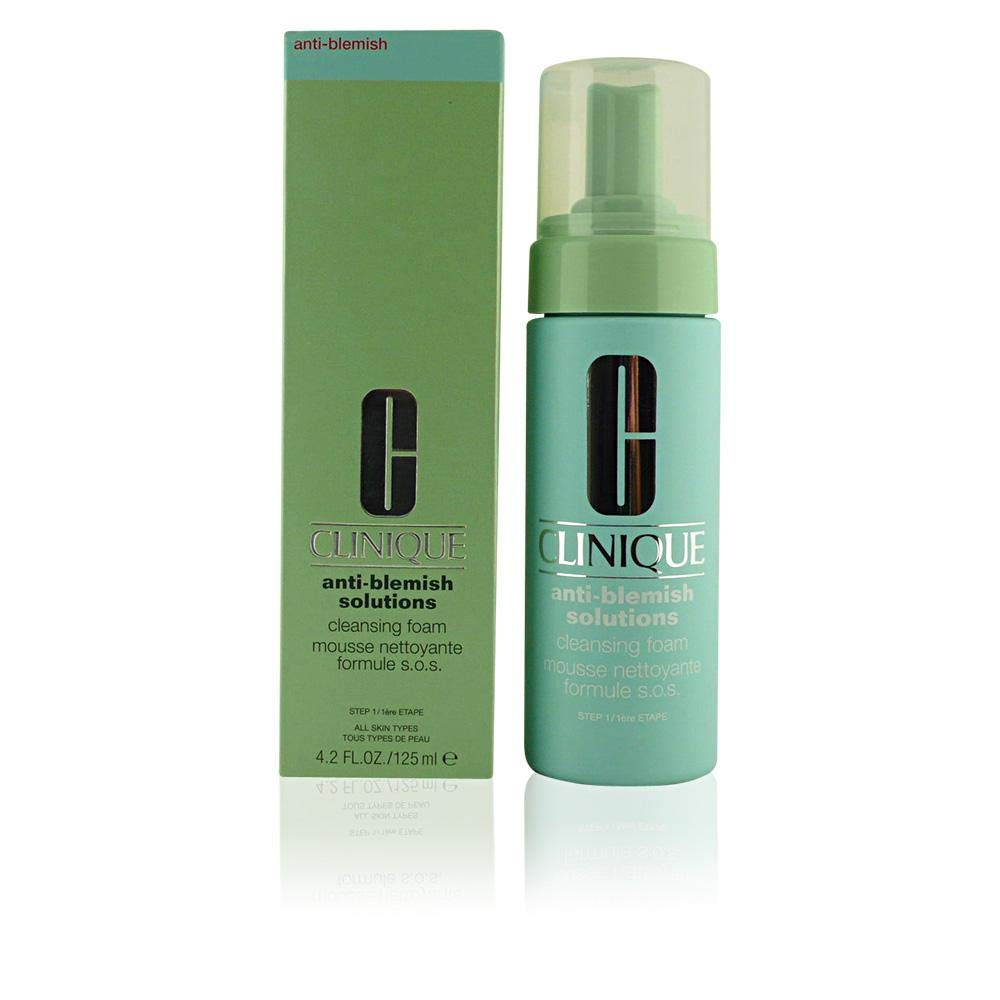 Clinique Anti Blemish Solutions Cleansing Foam