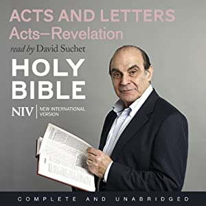 NIV Bible 8 Audiobook