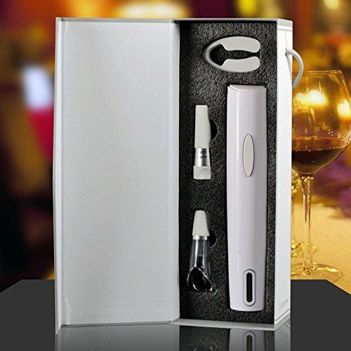 sino-banyan-electric-wine-opener-setgift-package4pcswhite