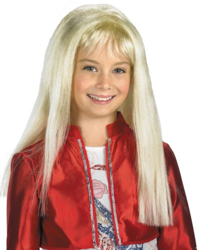 Hannah Montana Blonde Child Wig
