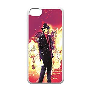 High Quality Phone Case For Iphone 5c -Michael Jackson - My Dream-LiuWeiTing Store Case 13