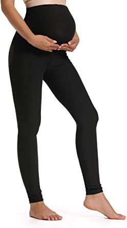Bhome Maternity Leggings Yoga Pants Workout Activewear Mama Shaping Series Over The Belly Pants