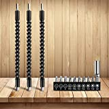 13 pcs LIUMY Flexible Extension Soft Shaft, Drill