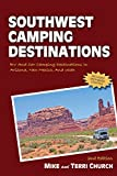 Bryce Canyon, Carlsbad Caverns, the Grand Canyon, and Mesa Verde are some of the 100 beautiful camping destinations detailed in this indispensable resource, which contains all the information needed to turn a hotel-less trip into a scenic and stre...