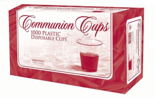 Communion Cups - Box of 1000 - Disposable for $<!--$16.22-->