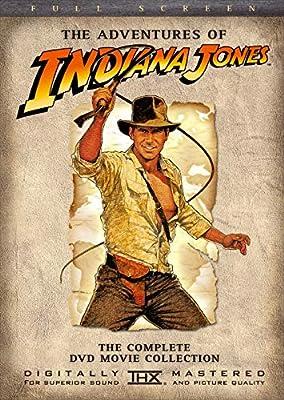 Harrison Ford - Indiana Jones 1-4 Dvd Set 4 Dvd Edizione: Giappone Italia: Amazon.es: Cine y Series TV