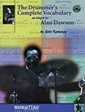 img - for The Drummer's Complete Vocabulary As Taught by Alan Dawson: Book & 2 CDs book / textbook / text book