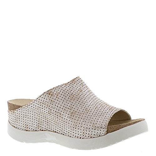 FLY London Womens Whin176fly Slide Sandal Pearl Cool eXKiDzS