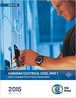 Brand new 2015 canadian electrical code part 1 c221 15 english brand new 2015 canadian electrical code part 1 c221 15 english csa 9781771397186 amazon books fandeluxe Images