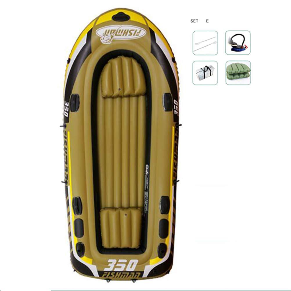 SMEI 3+1 Persona 305 * 136 * 42cm Grueso Barco Pesquero ...