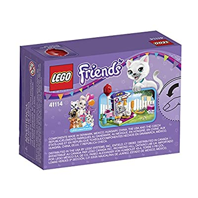 LEGO Friends Party Styling 41114: Toys & Games