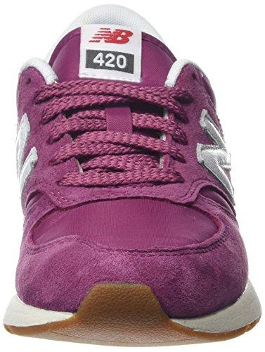Nuovo Equilibrio Damen 420 Reingeredered Sneaker Rosa (frutto Del Drago)