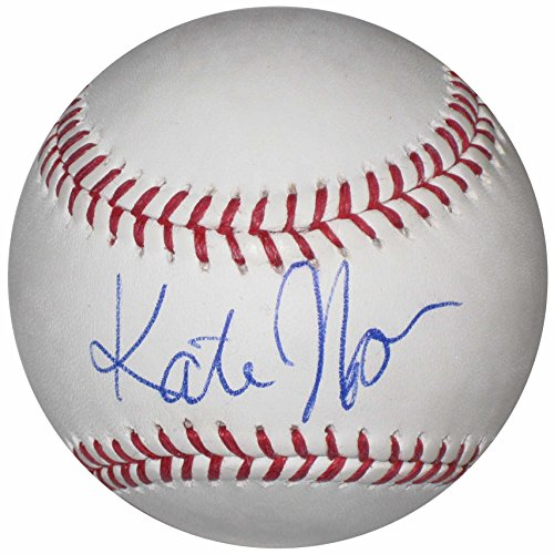Kate Upton, Swimsuit Model, Actress, Signed, Autographed, MLB Baseball, a COA With The Proof Photo of Kate Signing Will Be Included