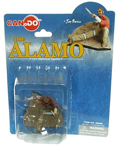 Dragon Models USA 1:24 Scale Historical Figures The Alamo Figure A Jim Bowie from Dragon Models USA