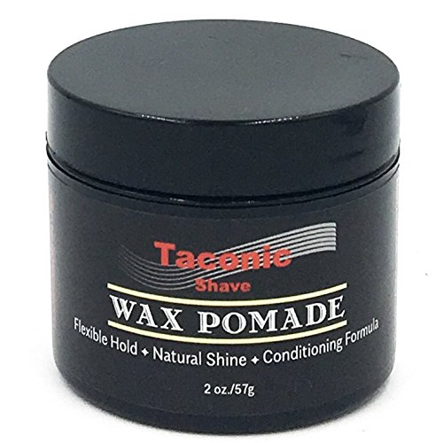 Price comparison product image Taconic Shave's All Natural Wax Hair Pomade - Conditioning Formula 2 oz.
