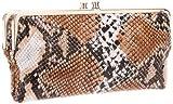 Hobo  Lauren VI-3385GLAM Wallet,Glamour Snake,One Size