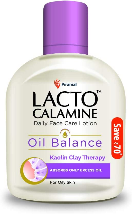 Lacto Calamine Face Lotion for Oil Balance