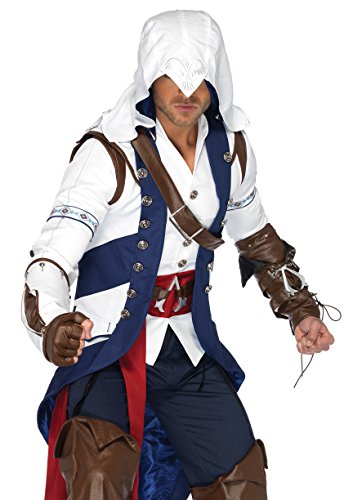 Leg Avenue Men's Assassin's Creed Connor Costume