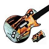 Zing Revolution MS-SENF10026 Guitar Hero Les Paul- Xbox 360 and PS3- Senses Fail- Let It Enfold You Skin