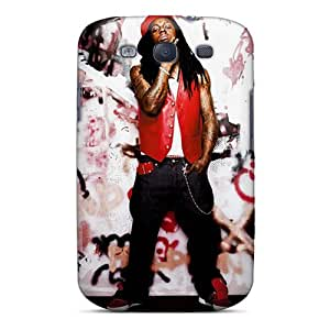 Special Wondercase Skin Case Cover For Galaxy S3, Popular Lil Wayne Phone Case