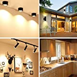 GU10 Light Bulb, MR16 Light Bulbs 120V/50W,UV Glass