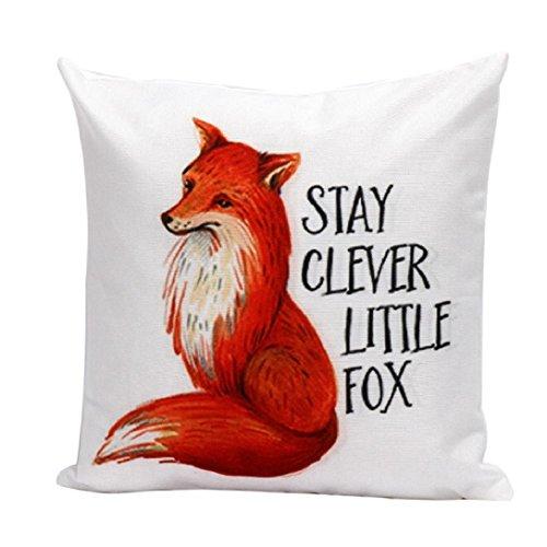 young-elegant-fox-pattern-pillowcasehighpot-christmas-stylish-minimalist-style-logo-square-cushion-c