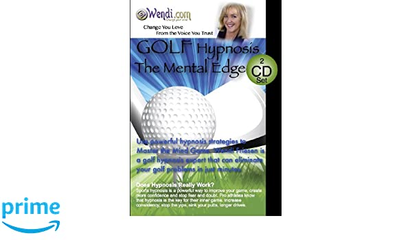 Wendi Friesen - Golf Hypnosis, the Sports Psychology of Golf Hypnosis- Master the Mind Game Instantly - Amazon.com Music