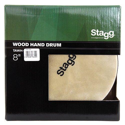 Stagg Pre-tuned 8'' Tambourine - Single