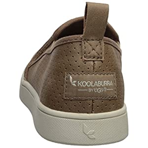 Koolaburra by UGG Women's W Kellen Slip-On Sneaker, amphora, 8 Medium US