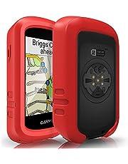 TUSITA Hoesje voor Garmin Edge 830 - Siliconen Bescherming Hoes Beschermhoes Huid - GPS Fietscomputer Accessoires