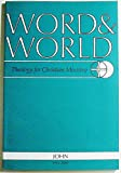 img - for Word & World: Theology for Christian Ministry (Volume 21 Number 4, Fall 2001) book / textbook / text book